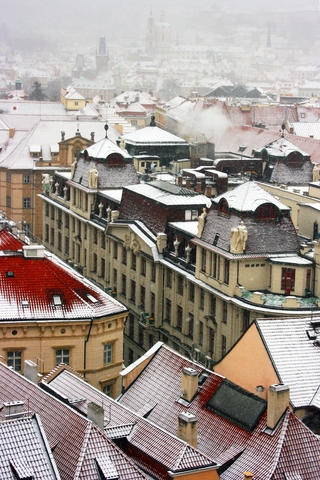 prague-in-winter